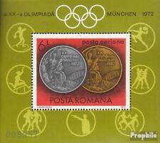Roemenië Block 100 (compleet Kwestie) MNH 1972 Kampioenen
