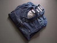 Levis 70100 Engineered Denim Trucker Jackets XS Small Medium Large  XL XXL #