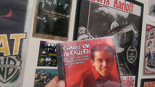 CHRIST ON A CRUTCH Shit Edge and Other Songs for the Young & Sentimental CD PUNK