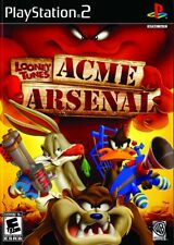 Looney Tunes: Acme Arsenal PS2 New Playstation 2