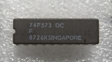 74F573 Oktal D-Type Latch with 3-State Outputs  DIP20