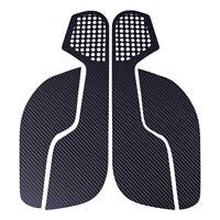 4pcs Door Anti Kick Pad Protector Trim Cover fit for Honda Civic 2016-2019 New