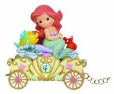 Precious Moment Figurine, 'Make A Splash For Your Birthday', Ariel, New, 104406