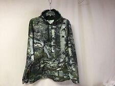 NWOT Men's Mossy Oak Pullover Sweatshirt Hoodie Size 2XL Camo #864J