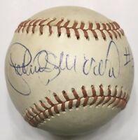 PEDRO GUERRERO Signed Autographed Baseball Beckett C14582 Dodgers Cardinals