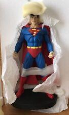 Warner Bros. Studio Store WBSS Superman statue New In The Box