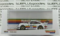Tarmac Works 1:43 Scale 2019 White PORSCHE 930 RWB Rauh-Welt Begriff APPLE #89