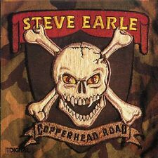 Steve Earle - Copperhead Road [New CD]