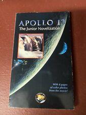 Apollo 13 by Dina Anastasio (1995, Paperback, Novelization)