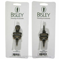 Bisley Sling Swivels for Rifle & Air Rifle Stock and Barrel Fixing