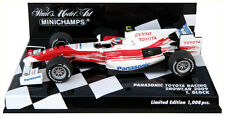 Minichamps Toyota Racing Showcar 2009 - Timo Glock 1/43 Scale
