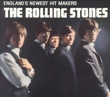 The Rolling Stones (England's Newest Hit Makers) [US] [Remaster] by The Rolling Stones (CD, Aug-2002, ABKCO Records)