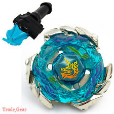 BB117 Blitz Unicorno / Striker BEYBLADE Fusion Metal+GRIP+BLUE LAUNCHER