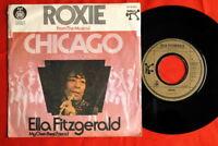 "ELLA FITZGERALD ROXIE CHICAGO 1975 RARE EXYU 7""PS"