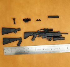 LB-10 1/6 HOT RX4 Rifle w/ Grenade Launcher TOYS (X05-06)