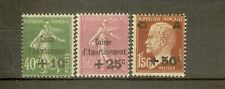 """FRANCE STAMP TIMBRE N° 253/55 """"CAISSE AMORTISSEMENT 3eme SERIE 1929"""" NEUFS xx TB"""
