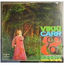 "VIKKI CARR & JOHNNY MANN SINGERS ""SAME"" - LP"
