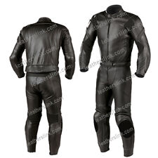 Men New Biker Motorcycle Motorbike Racing Leather Suit MST-202(USA-38,40,42)
