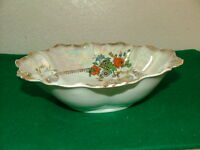 "K. St.T.  SILESIA  GERMANY   9-1/4""   BOWL"