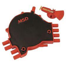 Distributor Cap and Rotor Kit-VIN: P AUTOZONE/MSD 8481