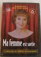 DVD MA FEMME EST SORTIE - Danièle EVENOU / Jean Pierre CASTALDI