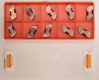 10 Pcs Sandvik TLR-3047R Grade 1125 Carbide Inserts