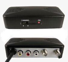 Holland 6203-1 Audio Video Rf Modulator - New/Unused