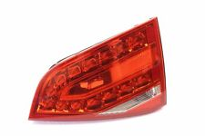 AUDI S4 A4 PASSENGER INNER TAIL LAMP TAILLIGHT LID MOUNTED OPT 8SL OEM 10 11 12