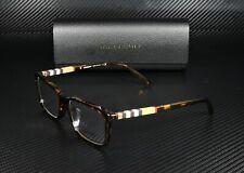 BURBERRY BE2199F 3002 Dark Havana Demo Lens 55 mm Men's Eyeglasses