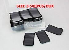 500PCS Barrier Envelope For Digital Sensor Phosphor Plates Dental Imaging 3#
