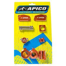 Apico Factory Bling Pack KTM/Husq SX85 Freeride 250/350 14-18/12-18 TC85 Orange