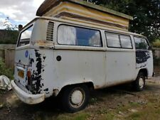 VW T2 CAMPERVAN BAY WINDOW