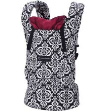 Frolicking in Fez Ergo Baby ORGANIC baby carrier petunia pickle bottom