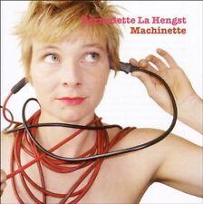 BERNADETTE LA HENGST - MACHINETTE  CD NEU