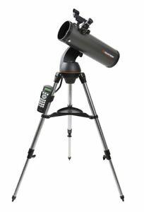 Celestron NexStar 114 SLT Reflector Computerised Telescope #23091 (UK Stock) NEW
