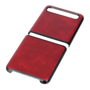 Anti-Fall Back Cover Case PC Hard Protective Cases For Samsung Galaxy Z Flip New