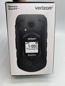 Brand NEW - Kyocera DuraXV LTE - 16GB - Black (Verizon)