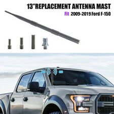 13'' Car Roof AM FM Antenna Mast Radio Amplifier Antenna For Ford F150 2009-2019