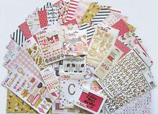 My Mind's Eye  [MY STORY] Paper & Embellishments W/Foil - Set B  [Save 65%]