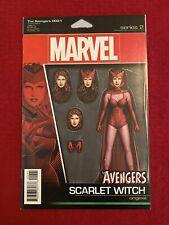 Avengers #2.1 Action Figure Variant John Tyler Christopher