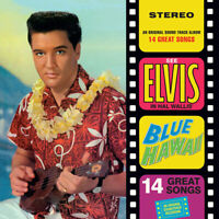 "Elvis Presley : Blue Hawaii VINYL 12"" Album Coloured Vinyl (Limited Edition)"