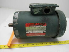 RELIANCE P14H1447T 1-1/2HP AC Motor 1730RPM 208-230/460-480V 60Hz FC145TC Tested