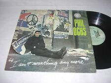 (5921)  Phil Ochs ?– I Ain't Marching Anymore - 1965 ?