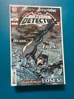 BATMAN DETECTIVE 1022  Walmart variant cover DC  comic book