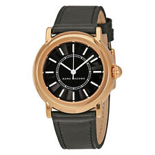 Marc by Marc Jacobs Courtney Black Dial Black Laether Ladies Watch MJ1509