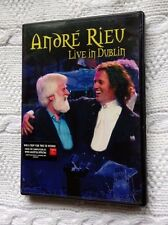 Andre Rieu Live in Dublin (DVD), R-4, Like new, Free shipping within Australia
