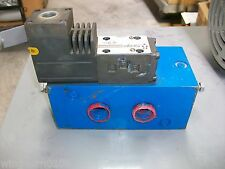 ATOS SOLENOID VALVE  DHA-0611/NPT 21  ~ MODEL: 0A-240C   NEW OLD STOCK