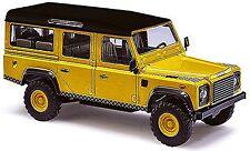 Land Rover Defender 110 Station Wagon Mémorandum gold 1:87 Busch