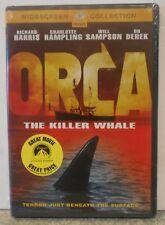 Orca: The Killer Whale (DVD, 2004) RARE 1977 ADVENTURE HORROR DRAMA BRAND NEW