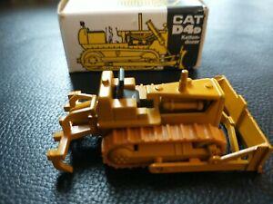 cat D4D ketten-dozer (Germany) NZG